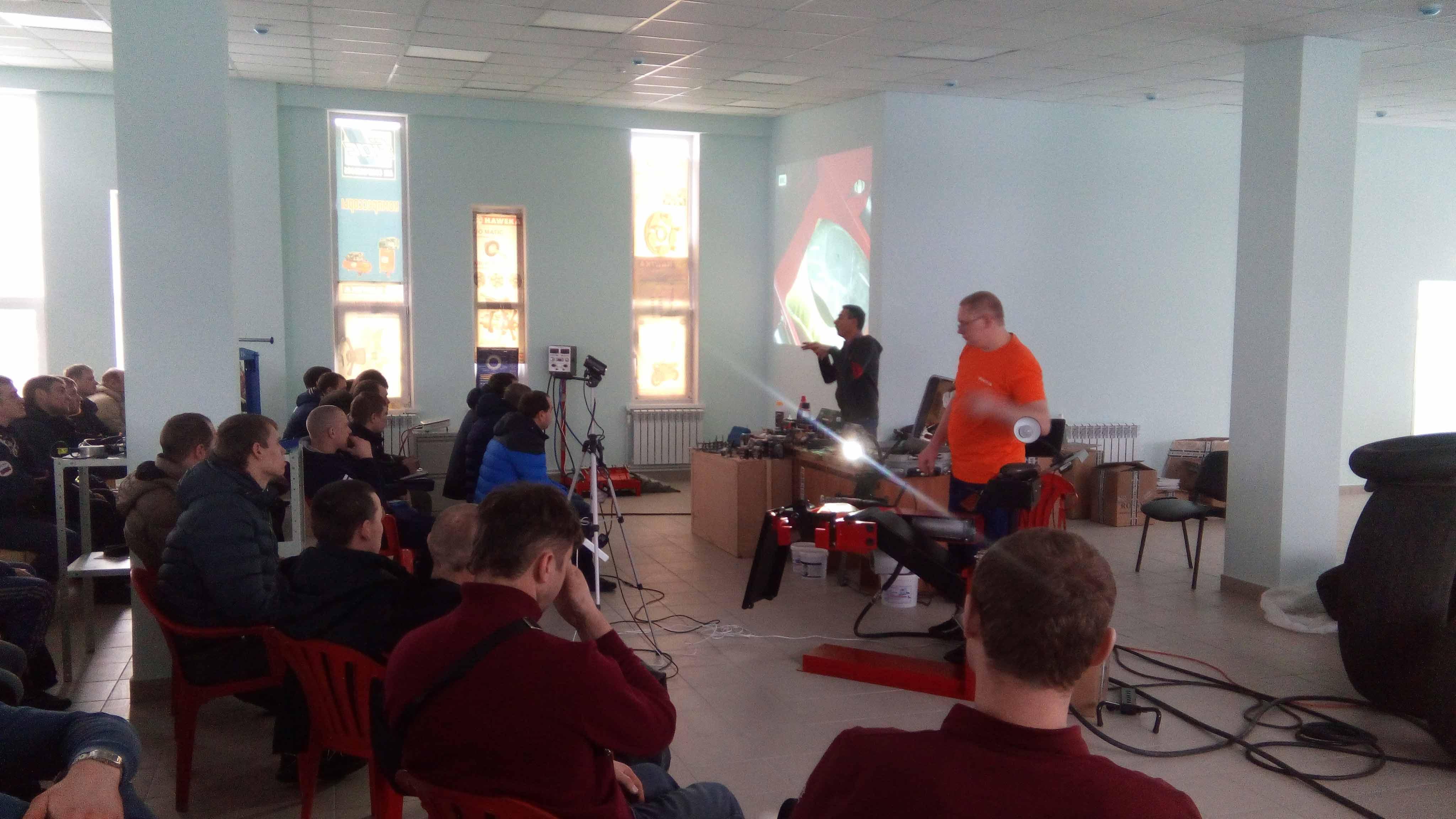 семинар Rossvik